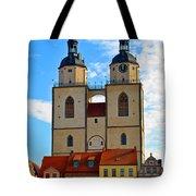 Wittenberg Sky Tote Bag