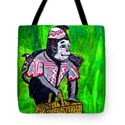 Wizard Of Oz Flying Monkey Tote Bag