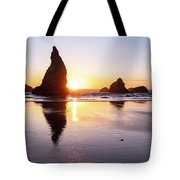 Wizard Reflections Tote Bag