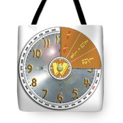 Wizzard Wheel Tote Bag