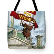 W.j. Bryan Cartoon, C1915 Tote Bag