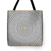 Wodden Sacred Popart Tote Bag