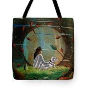 Wonderous Stories Tote Bag