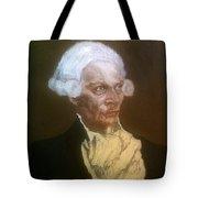 Wojciech Pszoniak As Robespierre Tote Bag