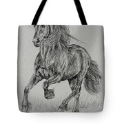 Wobke 403 Sport Friesian Tote Bag