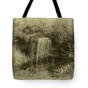 Wolcott Falls Tote Bag by William Norton