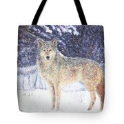 Wolf Of The North Tote Bag