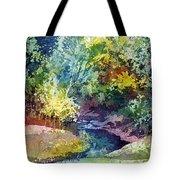 Wolf Pen Creek Tote Bag