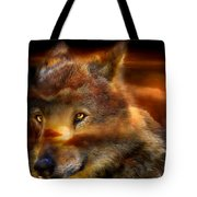 Wolfland Tote Bag