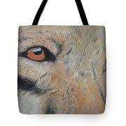 Wolf's Gaze Tote Bag