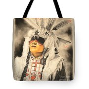 Wolfs Hat Tote Bag