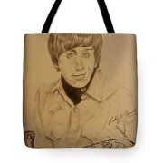 Wolowitz Tote Bag by Ricky Haug