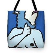 Wolve Tote Bag