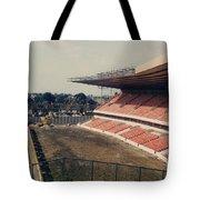 Wolverhampton - Molineux - Molineux Street John Ireland Stand 3 - 1979 Tote Bag