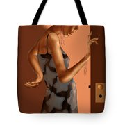 Woman 37 Tote Bag
