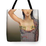 Woman 5 Tote Bag