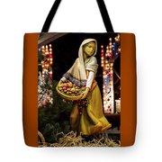 Woman Bearing Gifts For Jesus Our Savior Tote Bag