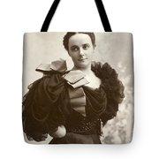 Woman, C1885 Tote Bag