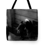 Woman  Tote Bag