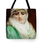 Woman From Constantinople Tote Bag