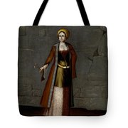 Woman From Tinos Tote Bag