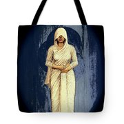 Woman In White - Widow Tote Bag