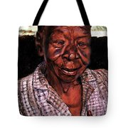 Woman Of Faith Tote Bag
