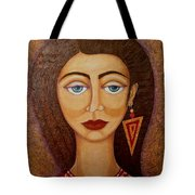Woman S Market Tote Bag