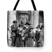 Woman Suffrage - Political Campaign Rose Winslow - Lucy Burns - Doris Stevens - Ruth Astor Noyes Etc Tote Bag