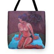 Woman Vi Tote Bag