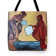 Woman's Worth - 3 Tote Bag