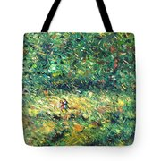 Women Going To Work Tote Bag