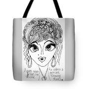 Women Of Faith 4 Tote Bag