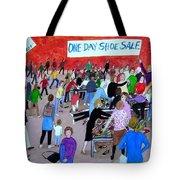 Women's Club Tote Bag