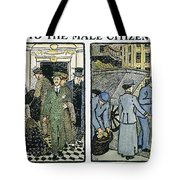 Womens Rights, C1910 Tote Bag