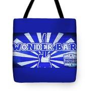Wonder Bar - Sign Tote Bag