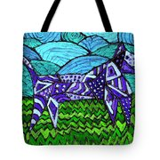 Wonder Dog Tote Bag