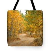 Wonder Filled Path Tote Bag