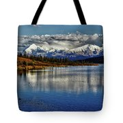 Wonder Lake IIi Tote Bag