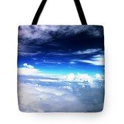 Wonder Of Cloudz Tote Bag