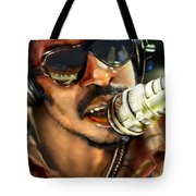 Wonder - Seeing Beyond Sight Tote Bag by Reggie Duffie