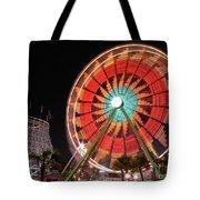 Wonder Wheel Tote Bag