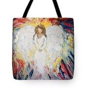 Wonderful Angel Tote Bag