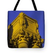 Wonderful Palace Of Fine Arts Tote Bag