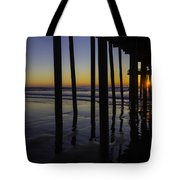 Wonderful Pismo Sunset Tote Bag