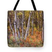 Wonderful Woods Wonderland Tote Bag