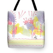 Wonderfully Carefree Tote Bag