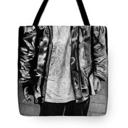 Wondering Soldier  Tote Bag