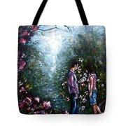 Wonderland Tote Bag by Harsh Malik