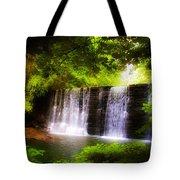 Wondrous Waterfall Tote Bag
